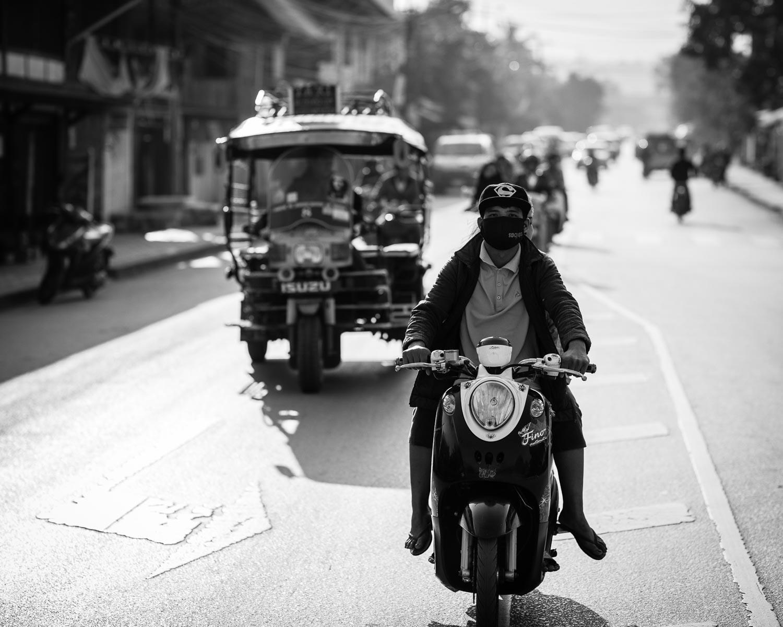 luang prabang motorcycle